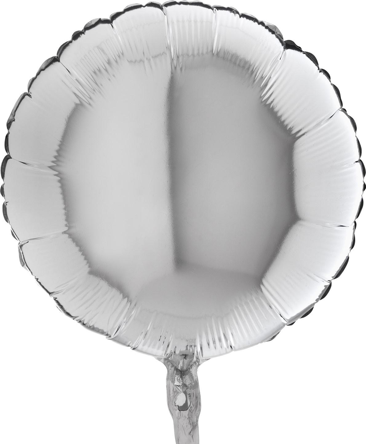 Kruh stříbrný