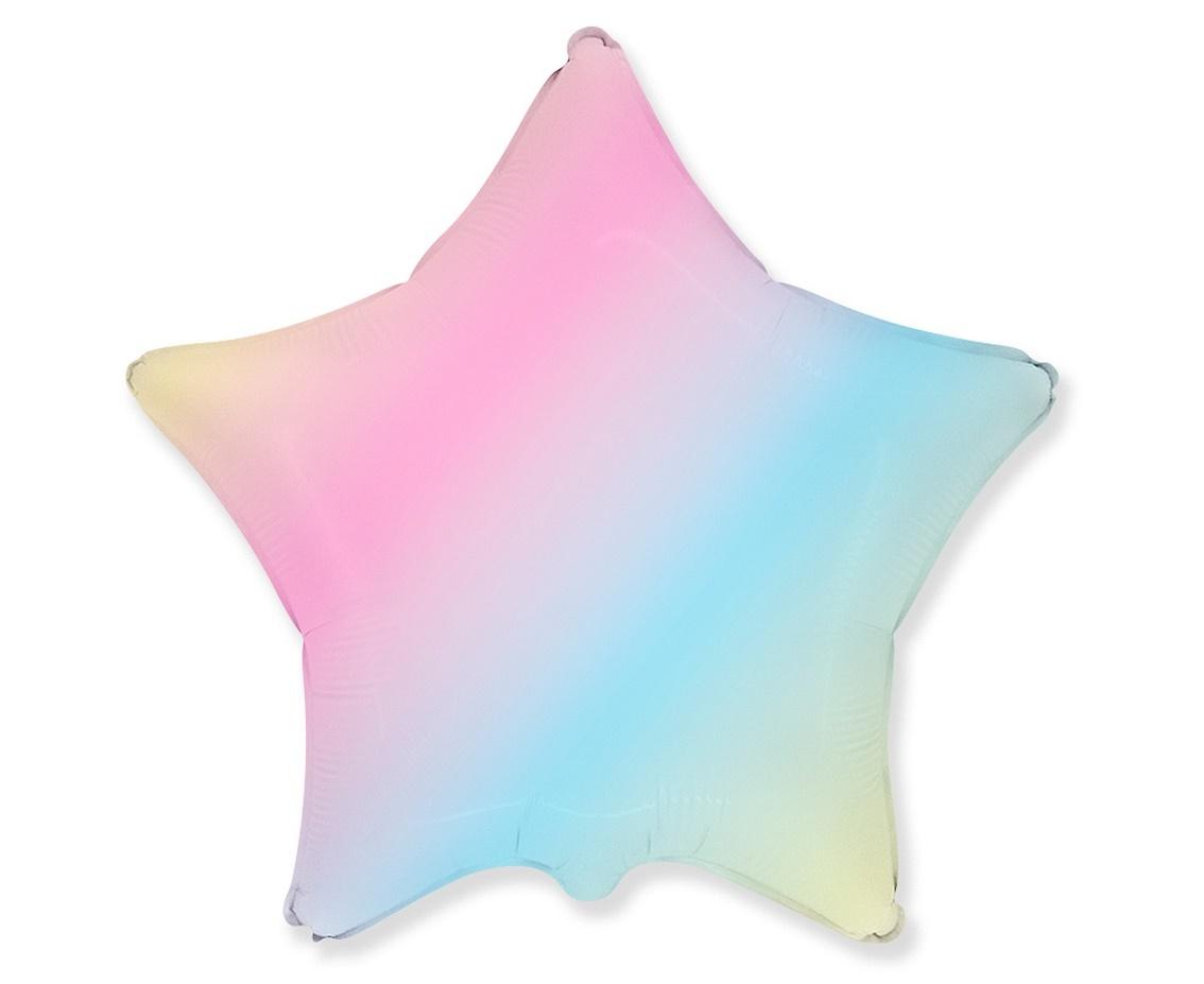 hvězda duhová