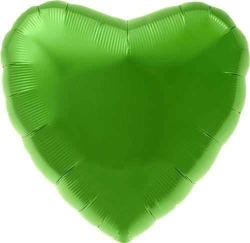 srdce limetkové