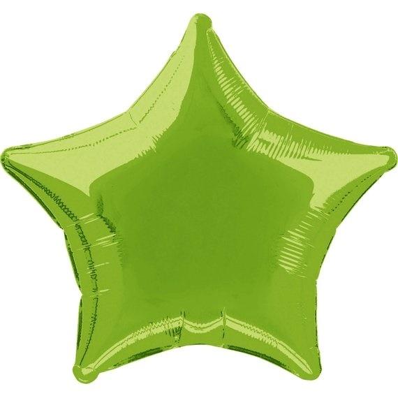 hvězda limetková