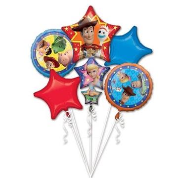 Obrázek Sada foliových balonků Toy Story - 5 ks