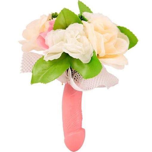 Obrázek z Květina pro budoucí nevěstu Funny Penis