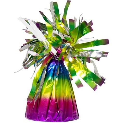 Obrázek z Těžítko na balonky Duhové
