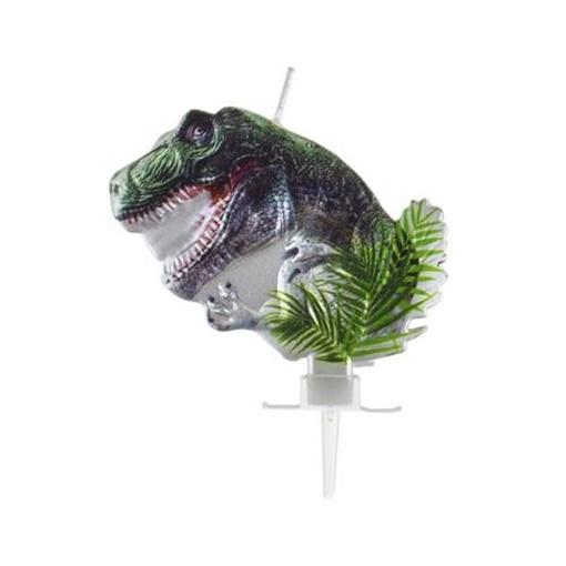 Obrázek z Narozeninová svíčka Dinosaur