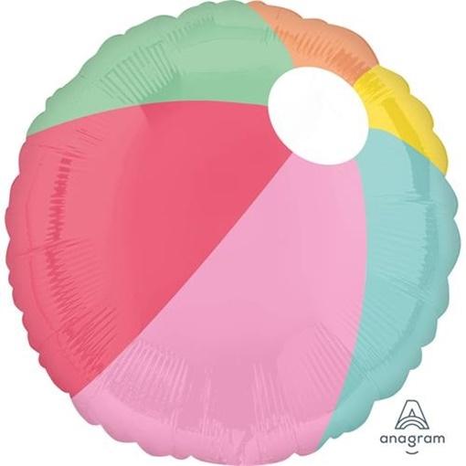 Obrázek z Foliový balonek plažový míč