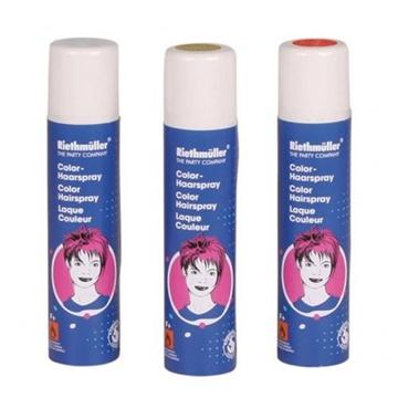 Obrázek Červený sprej na vlasy 100 ml