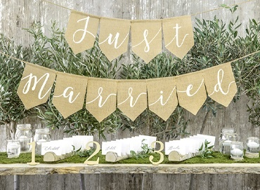 Obrázek pro kategorii Stylová Nature svatba