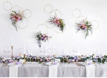 Obrázek pro kategorii Stylová květinová svatba