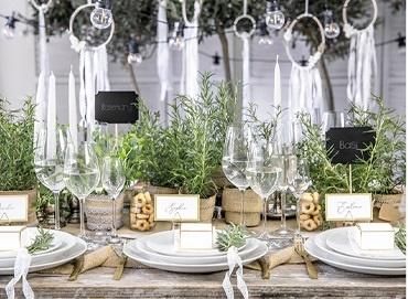 Obrázek pro kategorii Stylová zahradní svatba