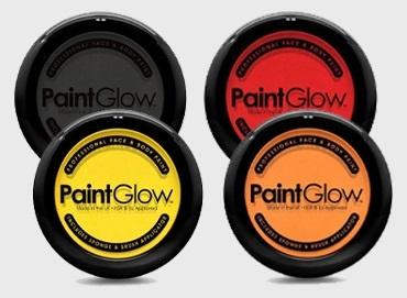 Obrázek pro kategorii Profesionální barvy na obličej Paint Glow