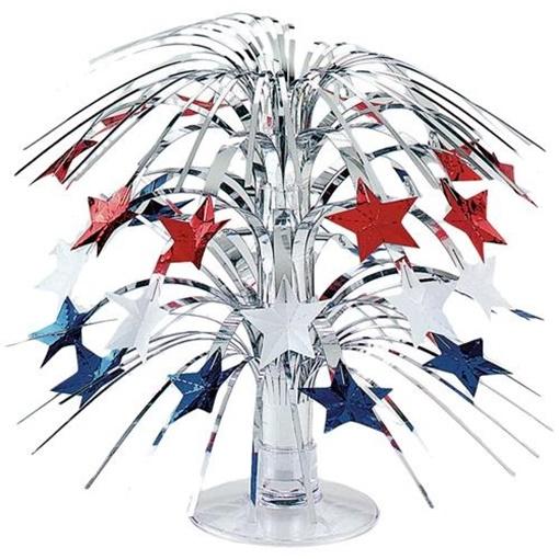 Obrázek z Dekorac na stůl ve stylu USA 21 cm