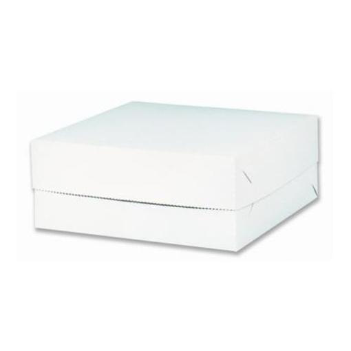 Obrázek z Dortová krabice 14 x 14 x 9 cm  - 50 ks
