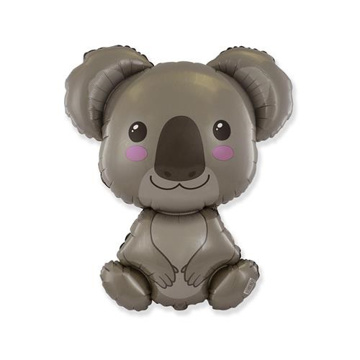 Obrázek Foliový balonek Koala - 60 cm