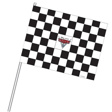 Obrázek Party dekorace Vlajky Disney Cars 4 ks