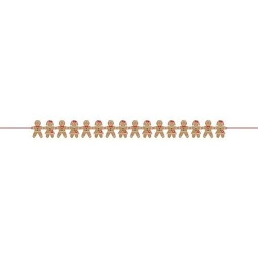 Obrázek z Závěsná girlanda perníčky 157 cm