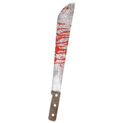 Obrázek z Halloweenská krvavá mačeta