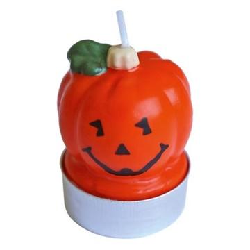 Obrázek Halloweenské svíčky dýně 3 ks