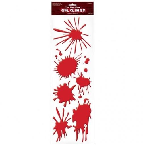 Obrázek z Gelová krev na sklo - 9 ks