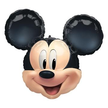 Obrázek Foliový balonek hlava Mickey Mouse Forever 63 x 55 cm