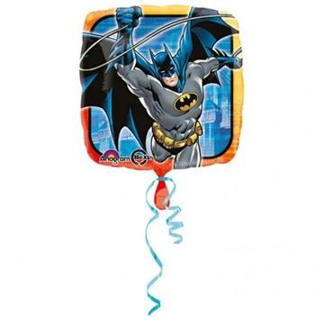 Obrázek Foliový balonek Batman Comics čtverec 43 cm