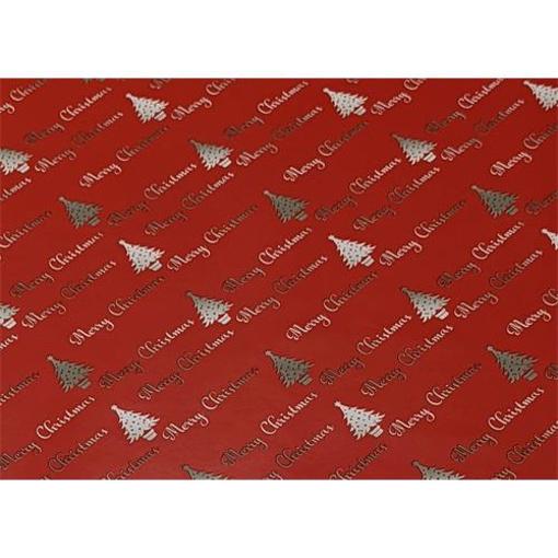 Obrázek z Balící papír Vánoční Luxus - Merry Christmas 2 m