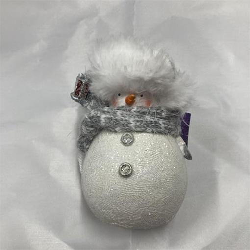 Obrázek z Vánoční Sněhuláček 14 cm