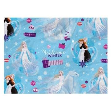 Obrázek Balící papír Disney Frozen Welcome Winter -  2x 100 x 70 cm