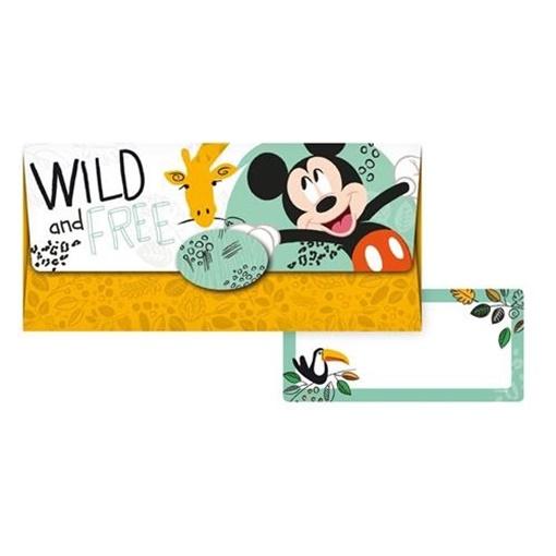 Obrázek z Obálka na peníze Mickey