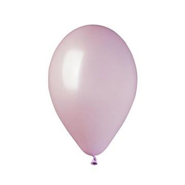 Obrázek Metalické balonky 28 cm - lila 100 ks