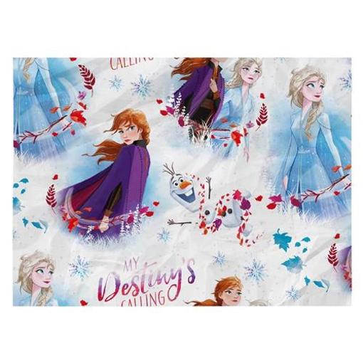 Obrázek z Balící papír Frozen - My destiny calling 70 x 200 cm