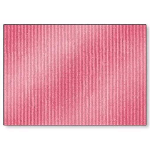 Obrázek z Balící papír růžový s pruhy 70 x 200 cm