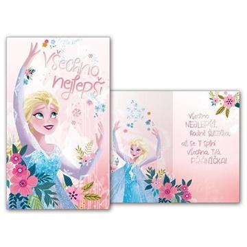 Obrázek Obálka na peníze Frozen