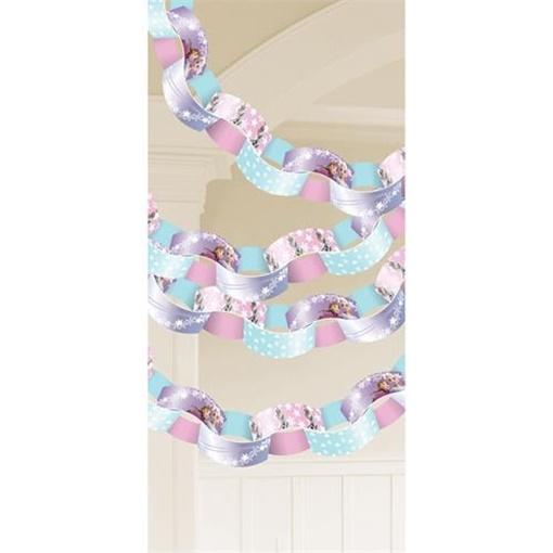 Obrázek z Papírová girlanda řetěz - Frozen 390 cm