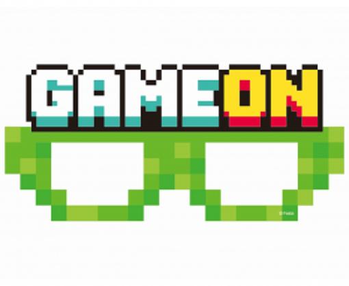 Obrázek z Party masky - brýle Minecraft GameOn