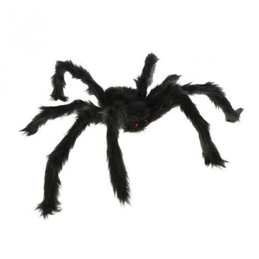 Obrázok z Halloweenska dekorácie - pavúk stredná - cca 50cm