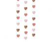 Obrázok z Girlanda srdiečka 450 cm